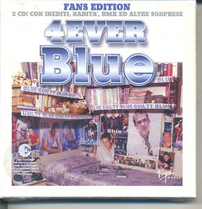 4 EVER BLUE ( FANS EDITION ) 2 CD