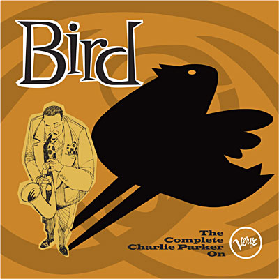 BIRD - THE COMPLETE CHARLIE PARKER ON ( 10 CD )