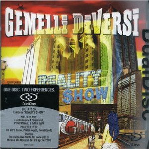REALITY SHOW ( CD + DVD )
