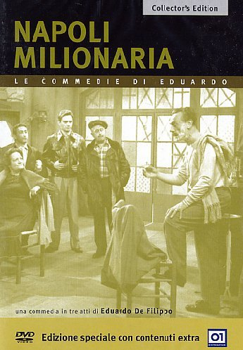 NAPOLI MILIONARIA (COLLECTOR'S EDITION)