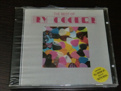 THE BEST OF RY COODER